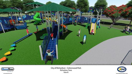 City of Richardson - Cottonwood Park - View H-FB.j