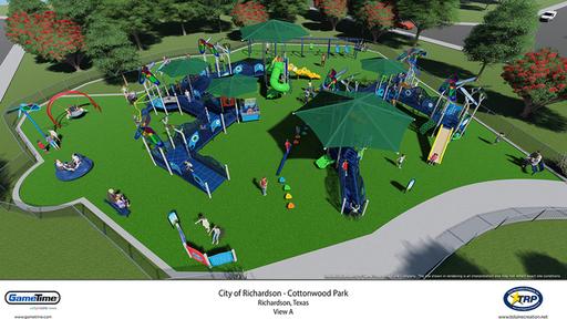 City of Richardson - Cottonwood Park - View A-FB.j