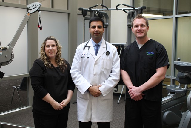 Texas Health Plano Unveils New Cardiac Rehab Program - Texas Health