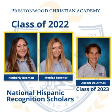 National Hispanic Recognition
