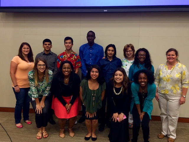 Dallas Isd High School Students Complete Six Week Internship Program
