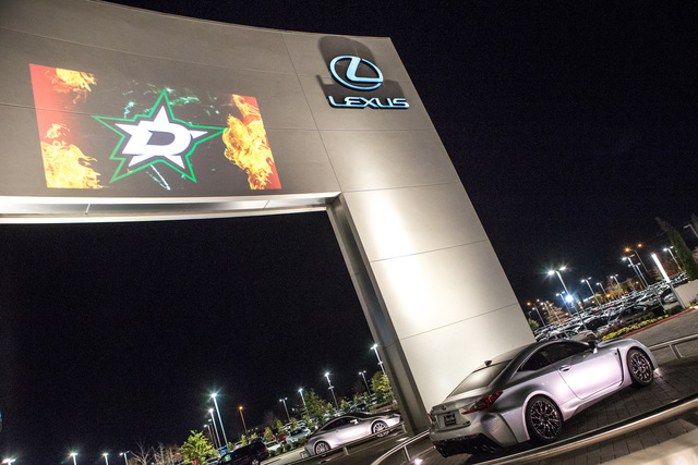 Dallas Stars Casino Night Presented By Park Place Lexus Raises More Than  $300,000 For Charity   Plano Online Local News   BubbleLife, TX