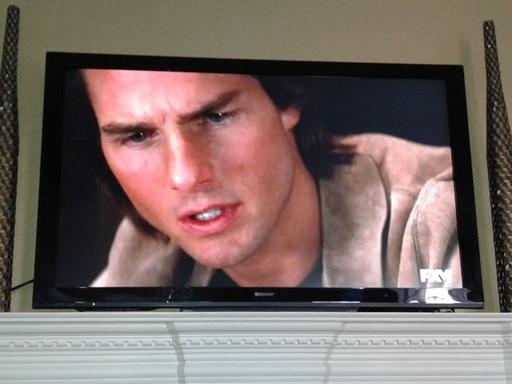 Sony 55 inch Flat Screen LED TV not smart tv.jpg 1