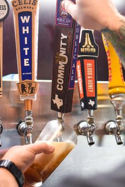 Draft Beer at Sheraton Dallas.JPG