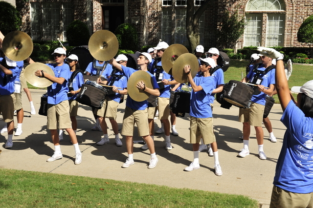 Plano West Band to Hold Marchathon Fundraiser and Mini