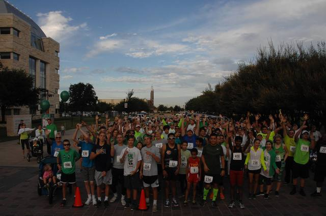 COLOR ME GREEN 10K, 5K AND CATERPILLAR DASH TO BE HELD